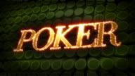Poker, GlitzFX HD 1080 Loop video