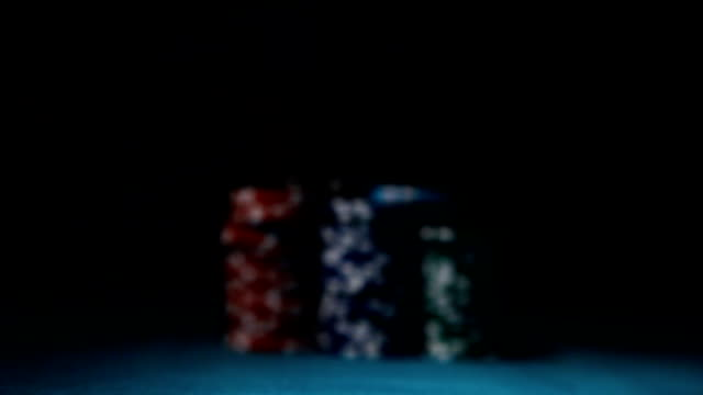 Poker - Going all-in series and winning video