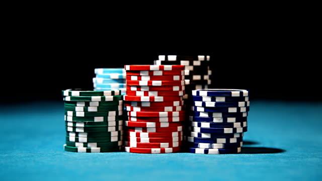 Poker - Losing Chips video