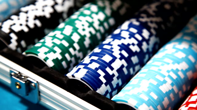 Poker set series video