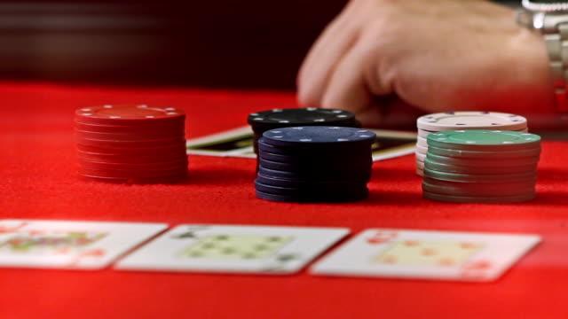 Poker Table video