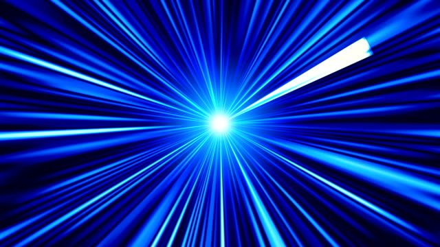 Polar Tunnel Blue video