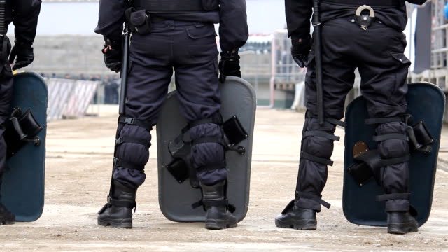 Police Line video