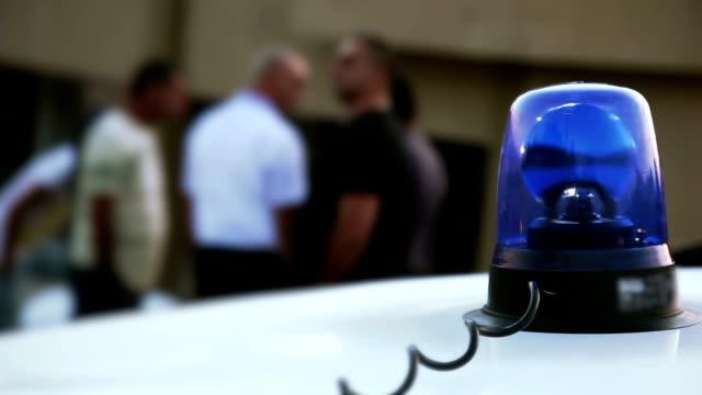 Police Siren video