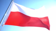 Polish Flag video