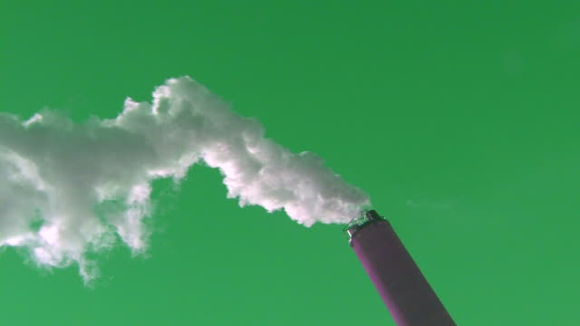 HD: Pollution (with sound) video