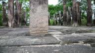 Polonnaruwa ancient city video