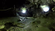 Polovragi Cave,Romania video