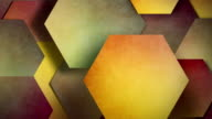 Polygon 3D background video