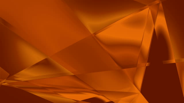 Polygonal design, Abstract geometrical background video