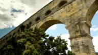 Pont du Gard in France video