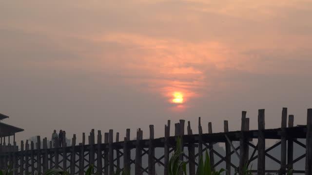 Pont U-Bein - Amarapura video