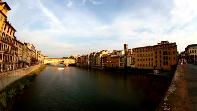Ponte Vecchio Bridge video