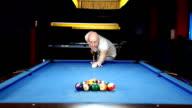 Pool Break video