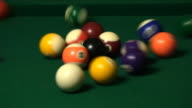 Pool Table w/sound video