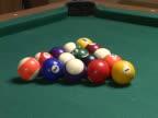 Pool Table (NTSC-DV) w/sound video