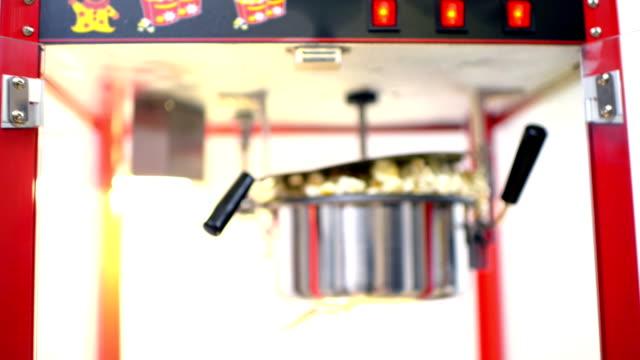 Popcorn Machine Operating video