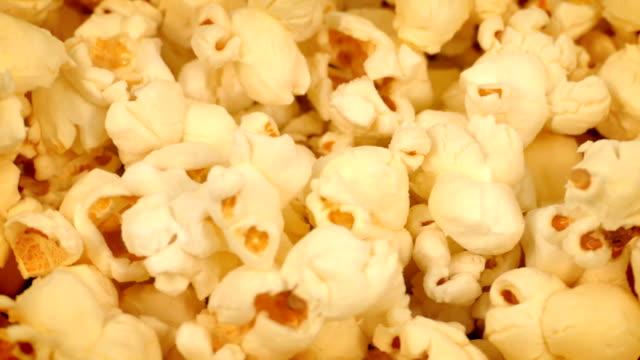 Popcorn Rotating Closeup video