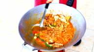 Pork Curry , Thai cuisine video