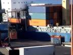 Port Activity Timelapse video