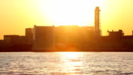 port at Sunset video