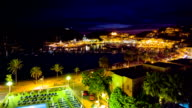 Port de Soller by Night video
