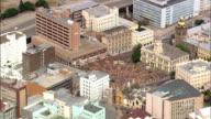 Port Elizabeth  - Aerial View - Eastern Cape,  Nelson Mandela Bay Metropolitan Municipality,  Nelson Mandela Bay,  South Africa video