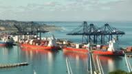Puerto de San Antonio Chile 01 video