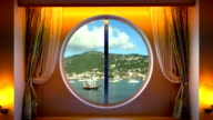 Porthole View - St Thomas, USVI video