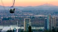 Portland  Aerial Tram video