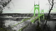 Portland Bridges video