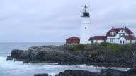 Portland Head Lighthouse video