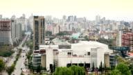 Porto Alegre in Brazil video