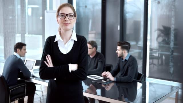 DS Portrait of a female production design team member video