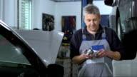 Portrait Of A Mechanic video