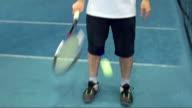 DS TU Portrait Of A Tennis Instructor video