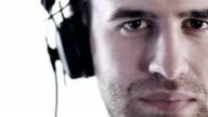 DJ portrait video