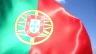 Portuguese Flag video