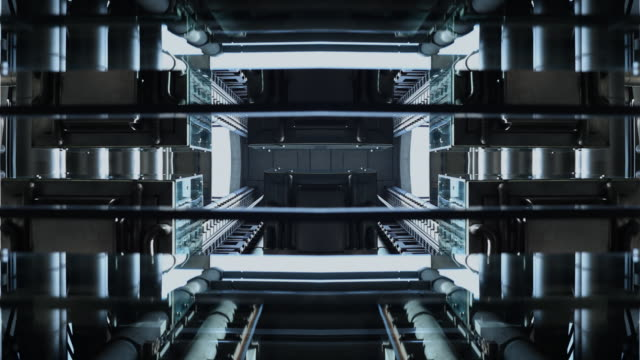 Post Modern Building Abstract video