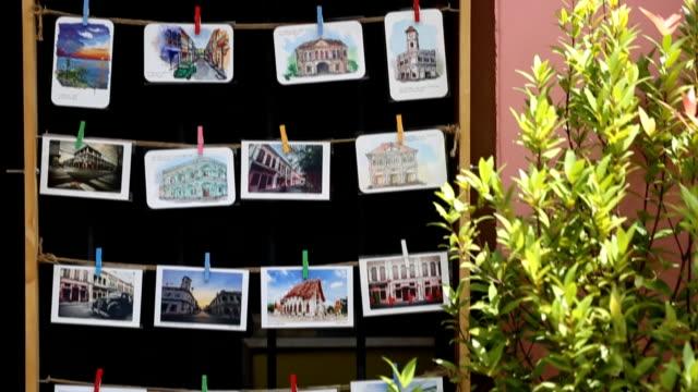 Postcard Phuket town video