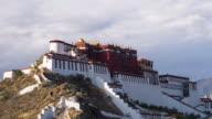 Potala palace in Lhasa, Tibet. video