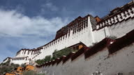 Potala Palace in Tibet video