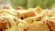 Potato gratin video