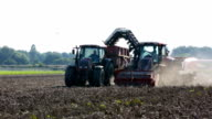 Potato harvester video