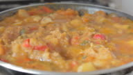 Potato stew with beef video