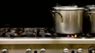 Pots Cooking video