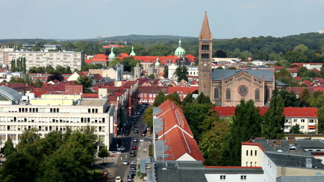 Potsdam, Germany - Time Lapse video