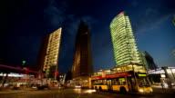 TIME LAPSE: Potsdamer Platz Berlin video