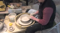 Potters Wheel Large Bowl video