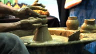 Pottery handmade video